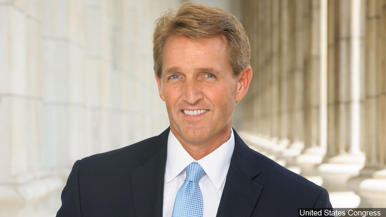 Jeff Flake - United States Senator, Photo Date: 6/19/13 (Photo: US Congress/MGN Online)<p></p>