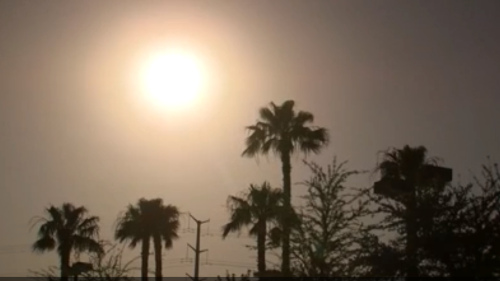Saturday's heat breaks Las Vegas record for most consecutive days over 105 degrees