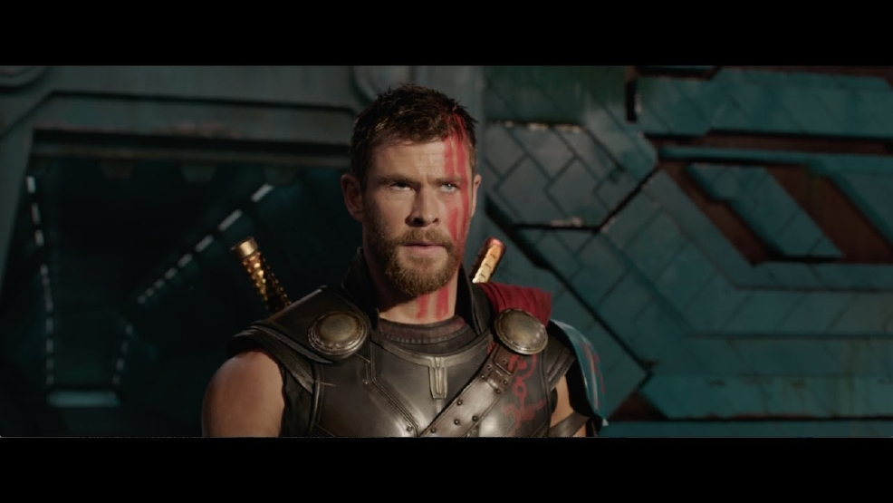 Thor battles an incredible 'friend from work' in 'Ragnarok' trailer