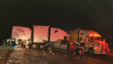 Pendleton woman dies from injuries suffered in 20-car pileup on I-84
