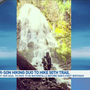 Woman hikes 50 waterfalls after separation