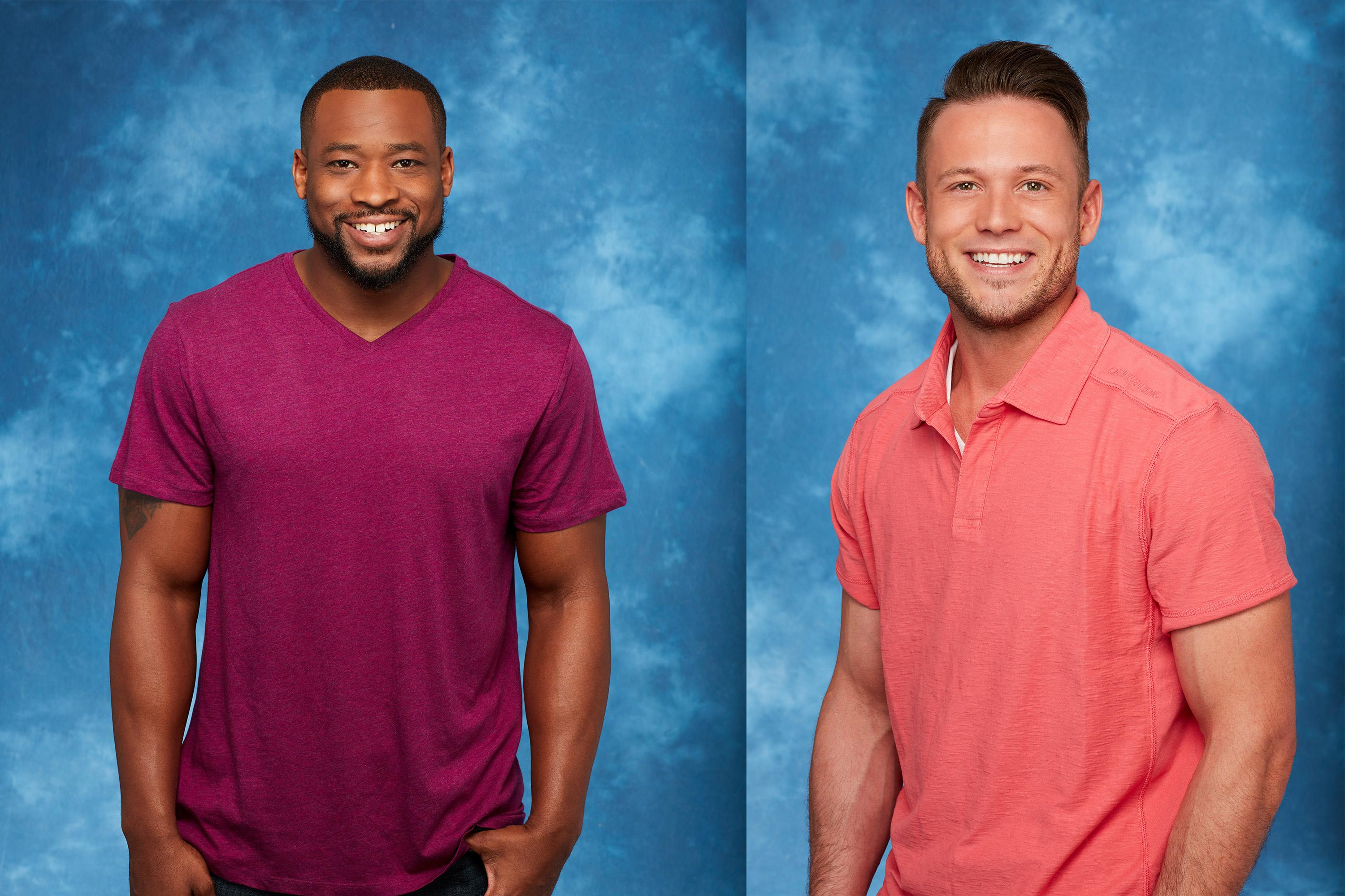 The show formerly known as The Bachelorette should have been renamed this week, The Lee and Kenny Show. (ABC/Craig Sjodin)