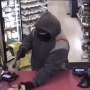 Armed man who robs Speedee Mart near 84th & I; Surveillance footage released