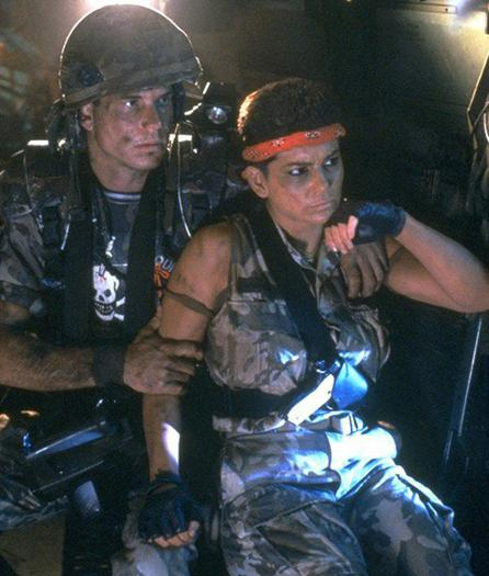 Private Hudson, 'Aliens' (1986)