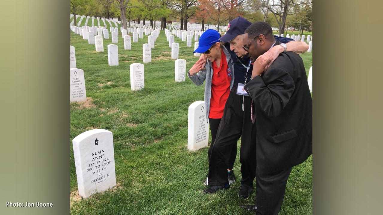 Nc Wwii Hero Floored At Compassion Of Strangers Who