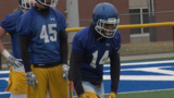 Familiarity graces Loper football this spring