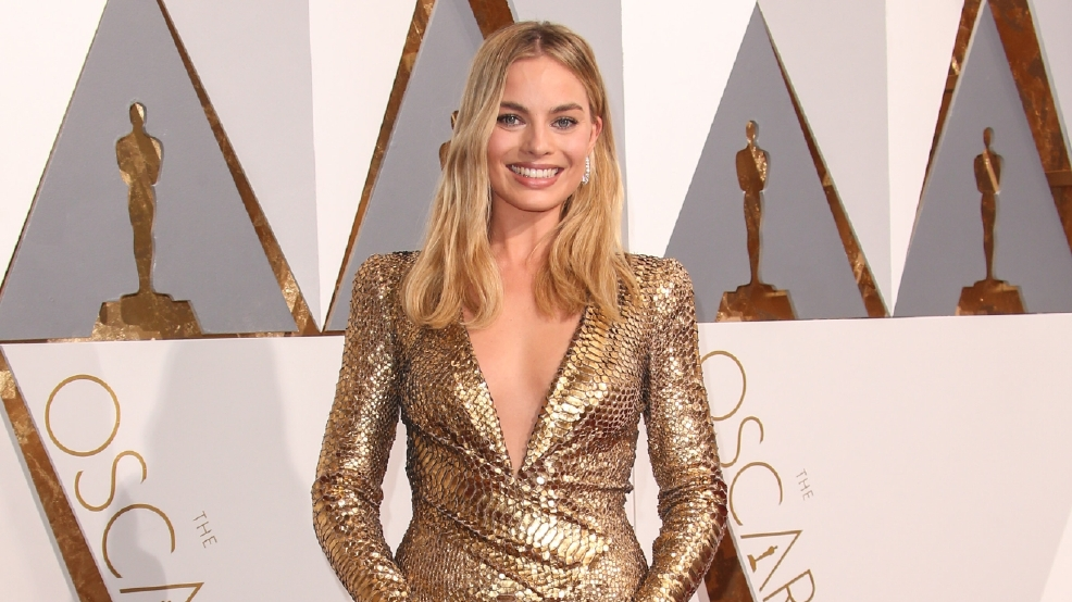 Margot Robbie to play disgraced ice skater Tonya Harding ...