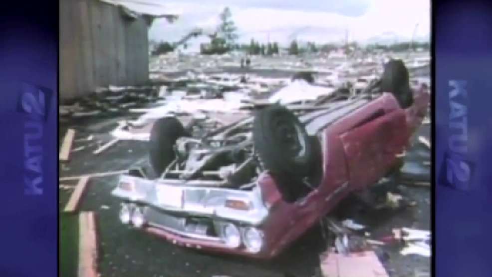 45 years ago today: The Northwest's only deadly tornado struck Vancouver