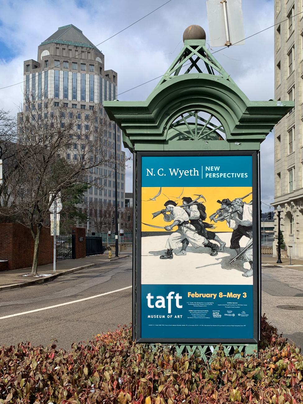 Reminder: the Taft Museum is free on Sundays! ADDRESS: 316 Pike Street (45202) / Image: Phil Armstrong, Cincinnati Refined // Published: 2.9.20