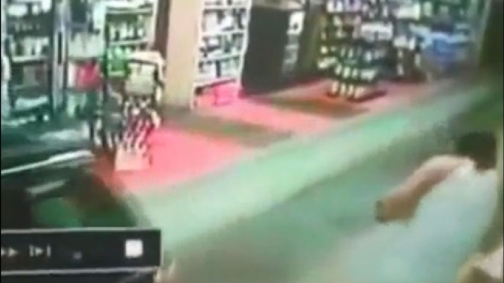 Cell phone stops bullet, saves drive-thru owner's life   KUTV