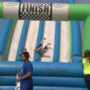 Racers face obstacles in Insane Inflatable 5k