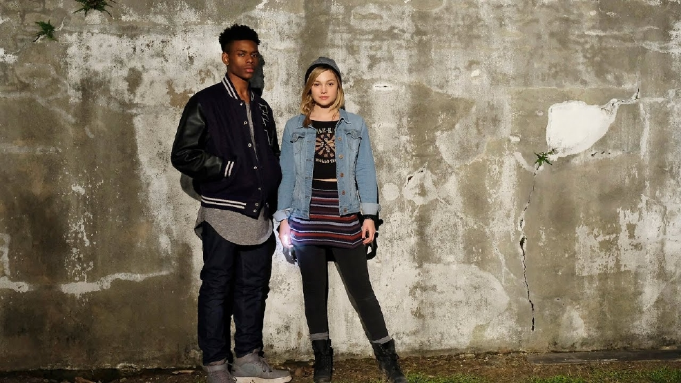 First look at Marvel & Freeform's superpowered teen romance 'Cloak & Dagger'