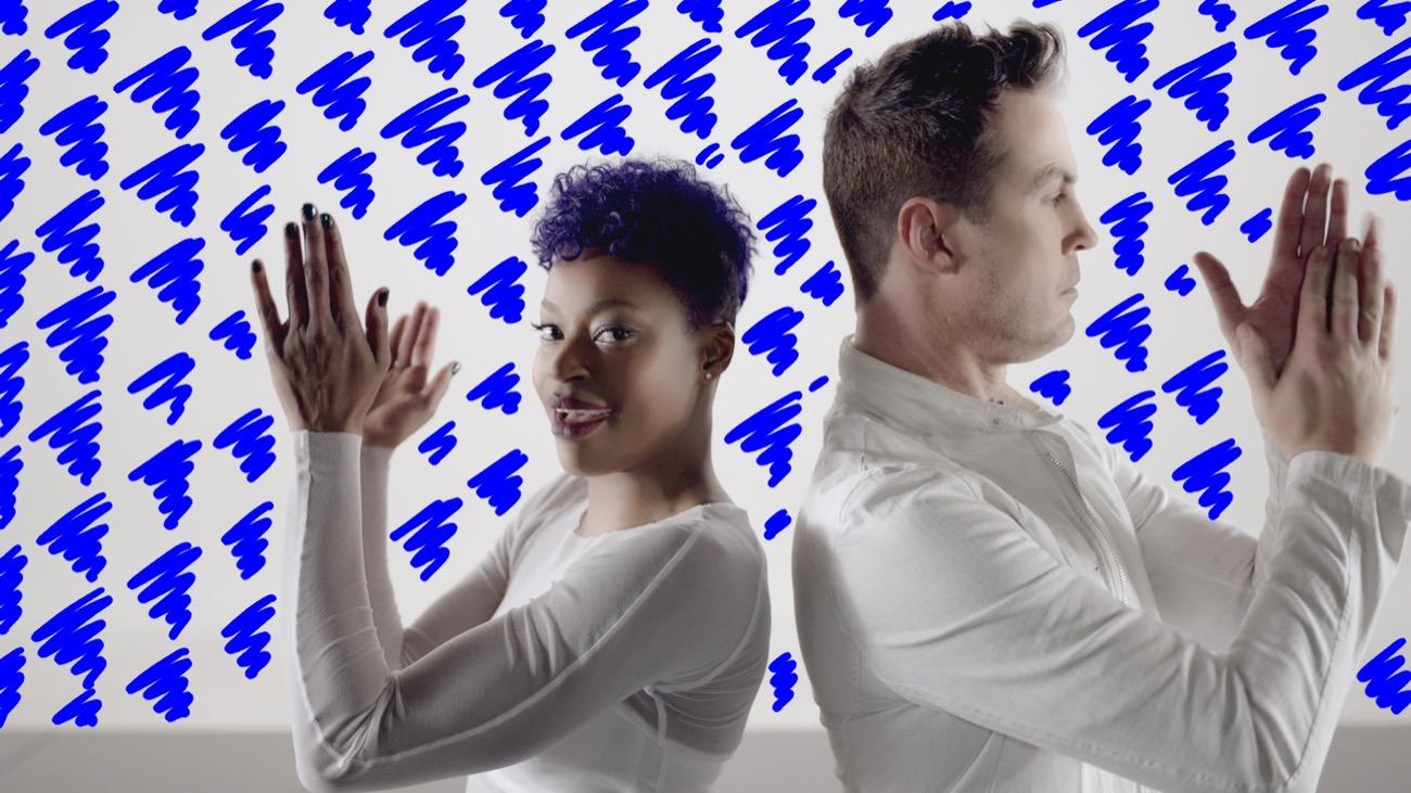 "<p>WHBV teamed up with Fitz and the Tantrums to illustrate and animate their video ""Handclap."" / Image courtesy of We Have Become Vikings // Published: 7.18.18</p>"