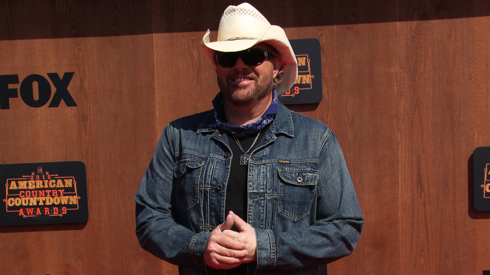 Toby Keith to perform for President Trump in Saudi Arabia