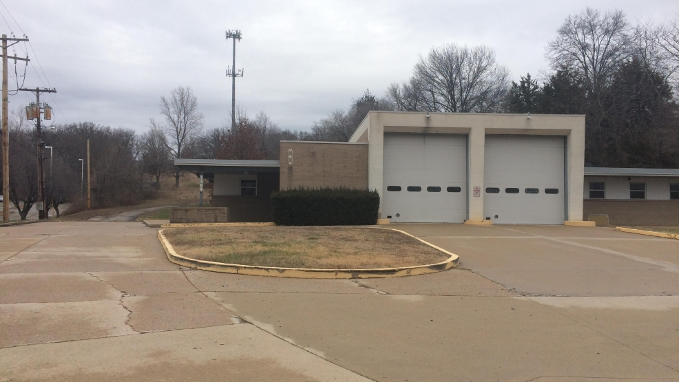 Jefferson City Old Fire Station Sold To Interior Design Company Krcg