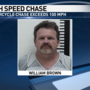 Ottumwa man arrested after 100-mph motorcycle chase