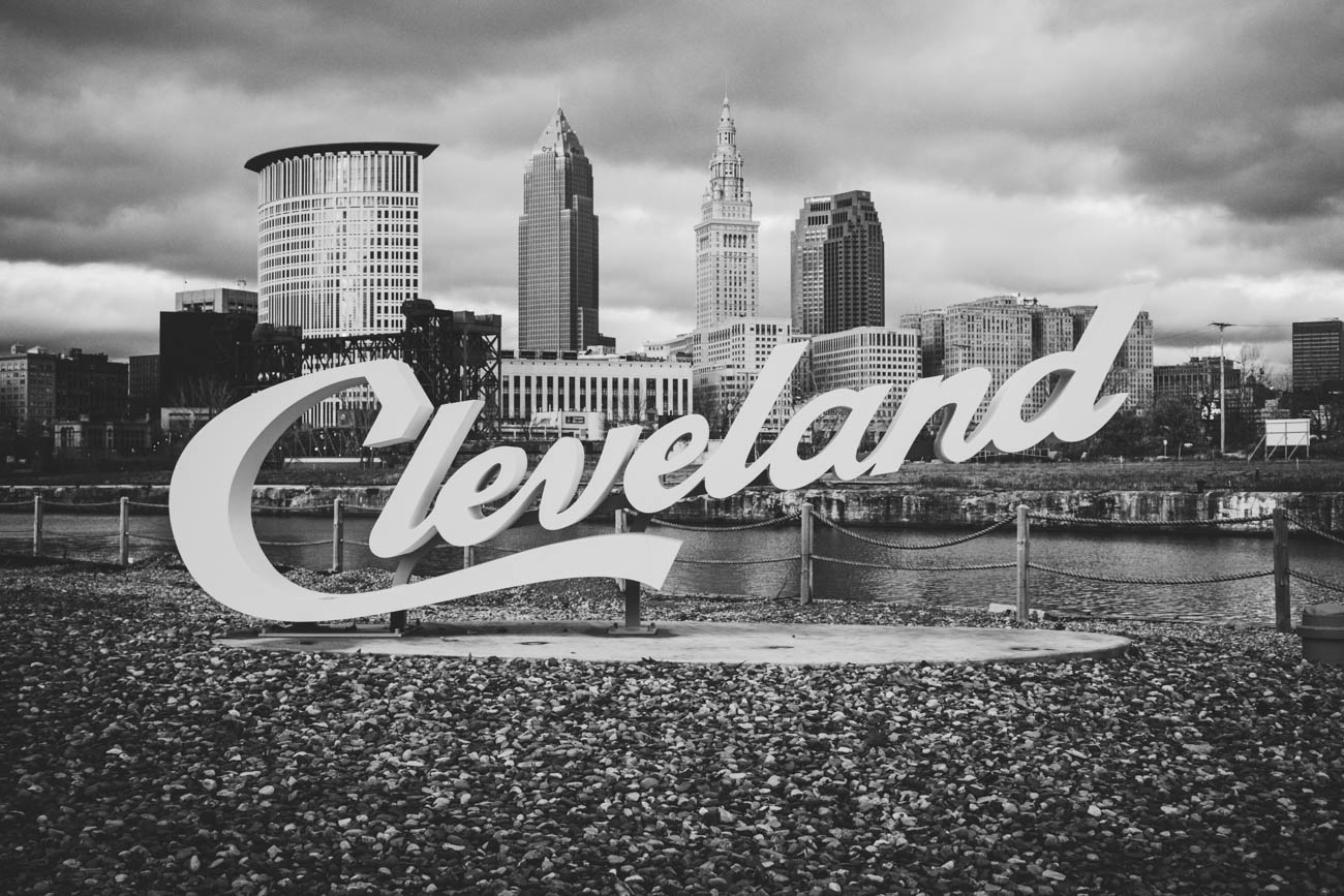 From Cincinnati to Cleveland, this foodie road trip covers 286 miles and takes approximately five hours to drive. / Image: DJ Johnson via Unsplash // Published: 1.31.19
