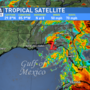 TRACKING ALBERTO: Storm moving ashore in Florida