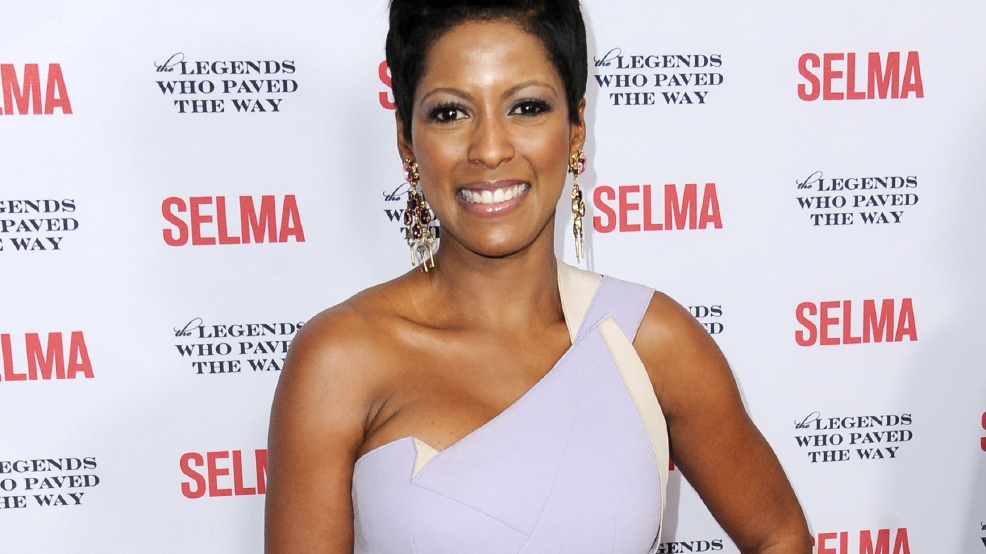 Is tamron hall dating lawrence o'donnell