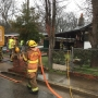 Elderly woman in critical condition after rescue from Chattanooga house fire