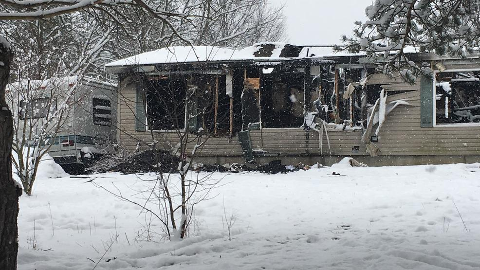 One person dead after manistee county house fire wpbn for Single person house