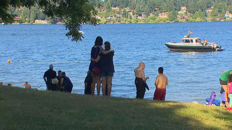 Man drowns while paddleboarding off Mercer Island