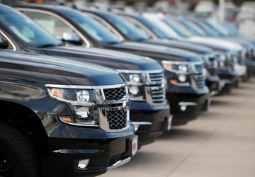 High prices, interest rates push 1Q US auto sales down 2%