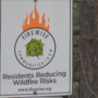Local communities work to better protect their homes and families against wildfires