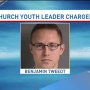 North Liberty youth pastor arrested for inappropriate contact with multiple children