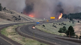 I-5 re-opens near Klamathon Fire burning 8,000 acres