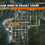 Three Rivers police chase ends in deadly crash