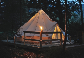 The 5 best glamping destinations for outdoor luxury | DC Refined