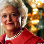 Granddaughter: Barbara Bush is 'a fighter,' in good spirits