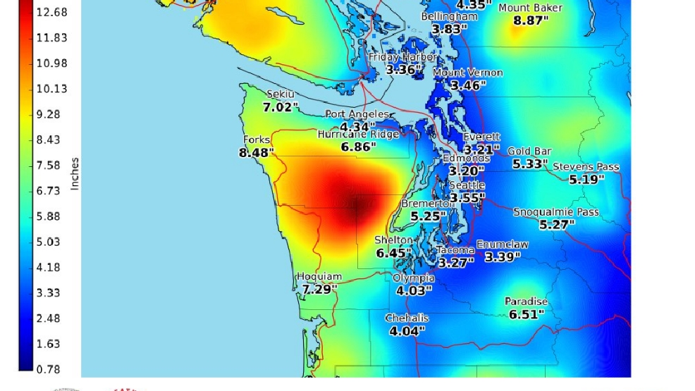 Image result for portland WEATHER ALERT: Strong winds, heavy rain expected Wednesday night through Saturday
