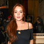Lindsay Lohan punched in the face after accusing Syrian family of trafficking