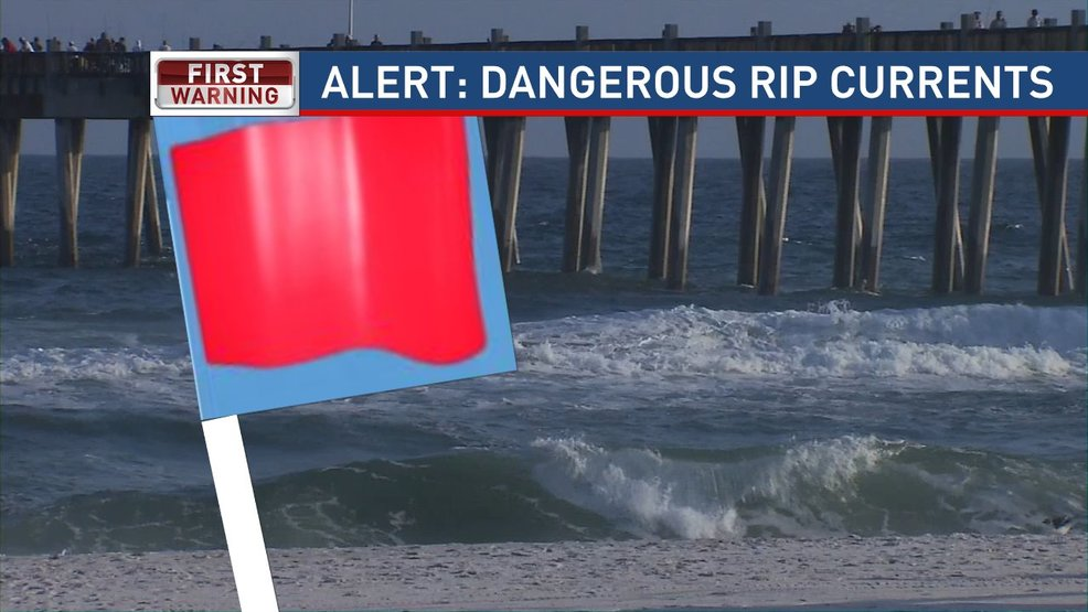 dangerous rip currents A high risk of rip currents and rough surf should keep people out of the water at new jersey beaches on tuesday.
