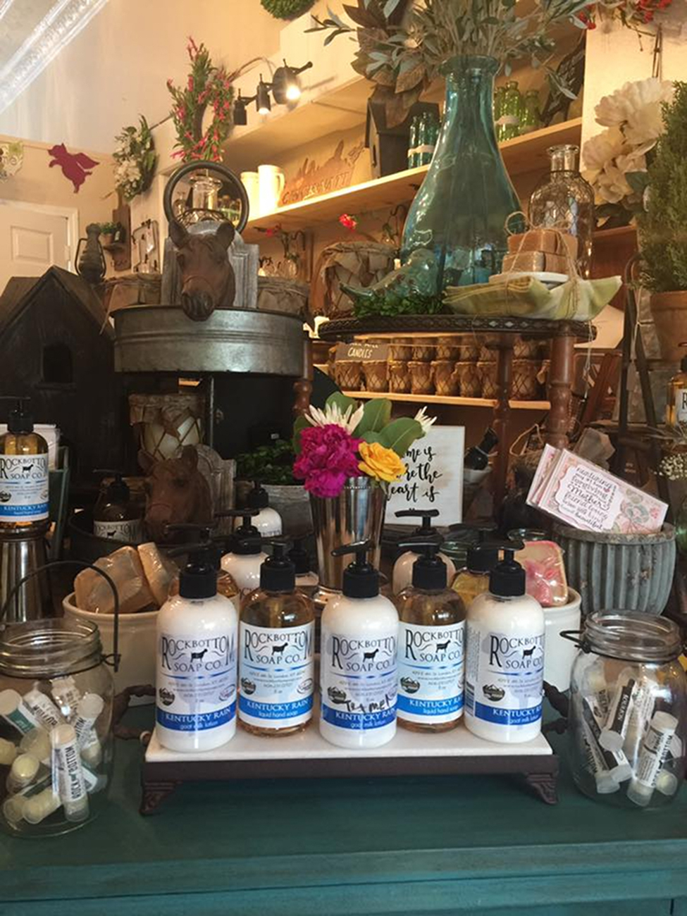 Lillywood is a boutique offering home decor and gift items in Westwood's historic business district. ADDRESS: 3024 Harrison Avenue / Image courtesy of Lillywood // Published: 7.15.17