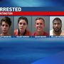 Four arrested after two Huntington police officers receive treatment for drug exposure