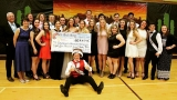 North Bend students raise record amount at Mr. Bulldog charity event
