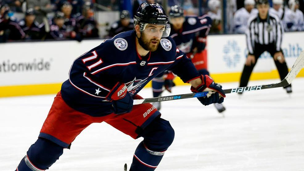 Nick Foligno suspended for 3 games after elbowing Avalanche player