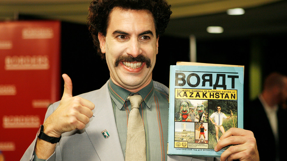 Review: Borat is back, and this time he fits right in