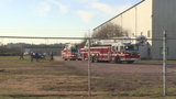Sioux City Fire Rescue battle fire at Sioux City Foundry