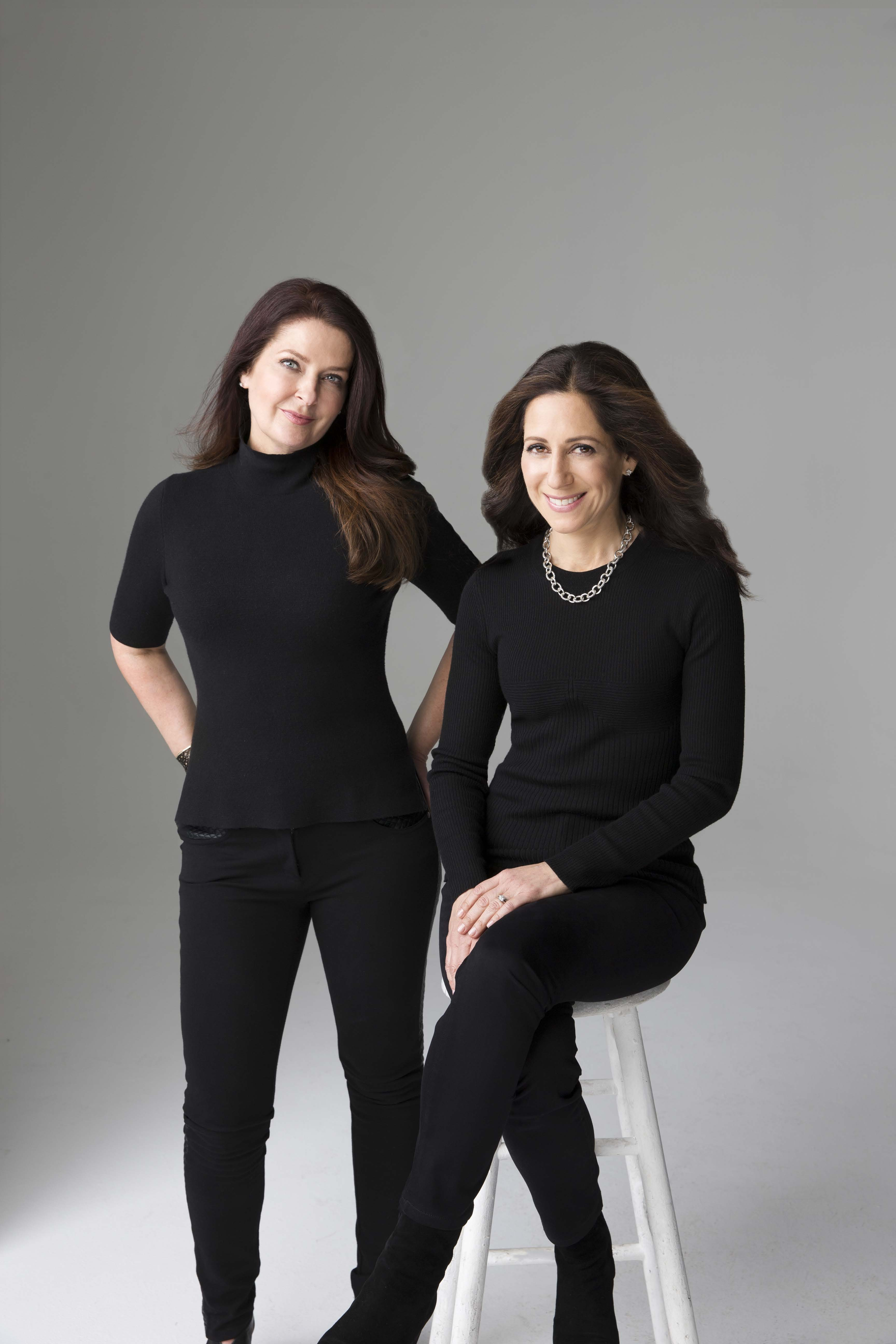 "Greer Hendricks and Sarah Pekkanen, authors of ""An Anonymous Girl"" (Image:{ }Courtesy St. Martin's Press)"