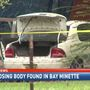 """It was smelling pretty bad back here,"" body found inside car in Bay Minette"
