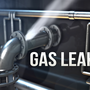 Accident causes major gas leak on city's Northeast Side