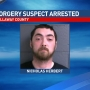 Rolla forgery suspect arrested in Callaway County