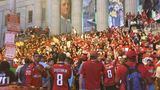 Capitals fans flood DC in jubilation to celebrate long-awaited shot at Stanley Cup