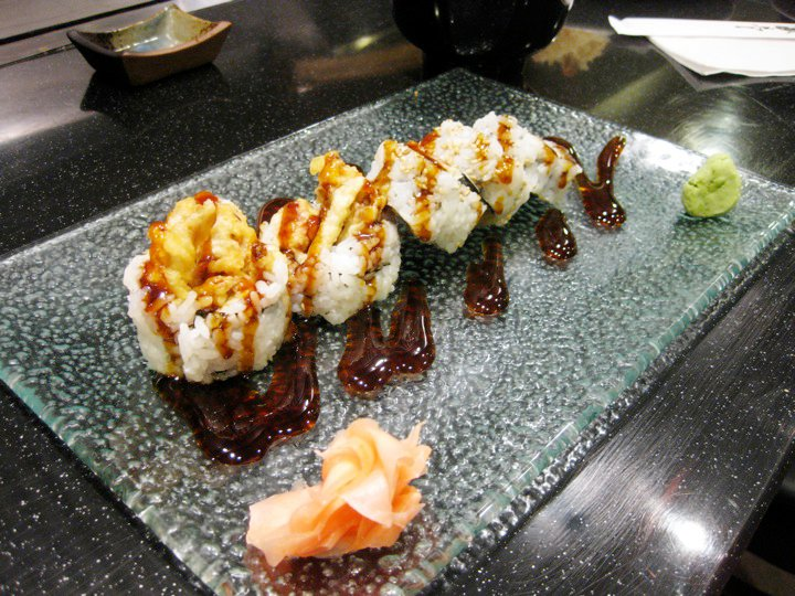 This Chinatown spot is nothing fancy but has solid sushi, and great happy hour specials. $4 for regular rolls such as tuna, salmon, blue crab, etc and $9 for their specialty rolls get you fresh sushi that is hard to beat. (Image: Courtesy Momiji)