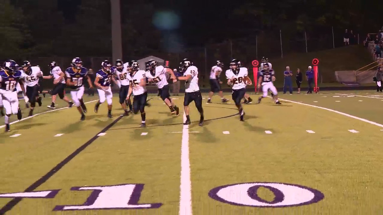 Tuscola vs. North Henderson, 09-20-19<br>Photo credit: WLOS Staff