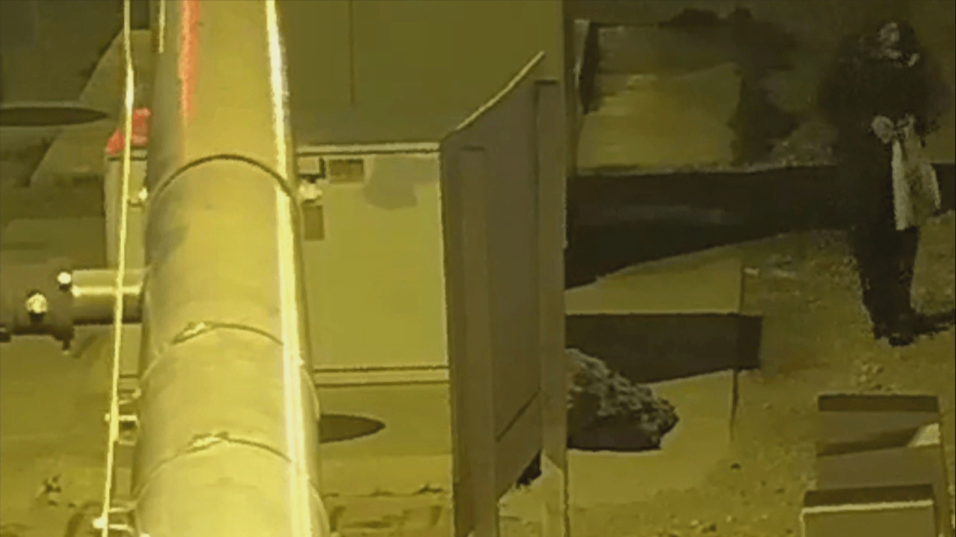 Grand jury evidence presented in the case against Shane Schindler shows surveillance video taken on the morning of Wednesday, Feb. 22, 2017, near downtown Las Vegas. (Clark County grand jury evidence)